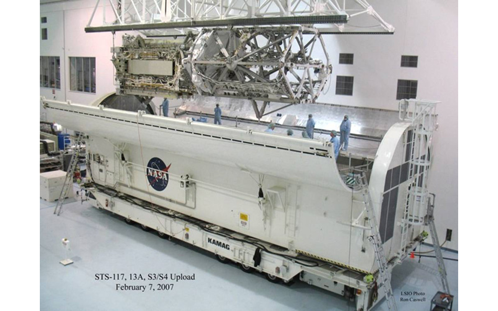 Truss in Payload